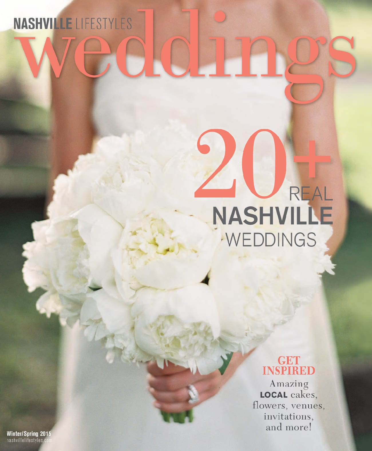 nashville lifestyles weddings winter spring 2015 - Premier W.E.D.