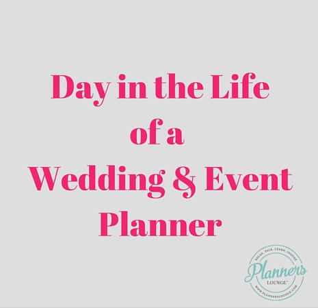 planners lounge day in the life wedding planner - Premier W.E.D.
