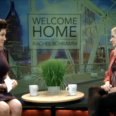 Welcome Home with Rachel Schramm: Premier W.E.D. with Dawn Schenkel